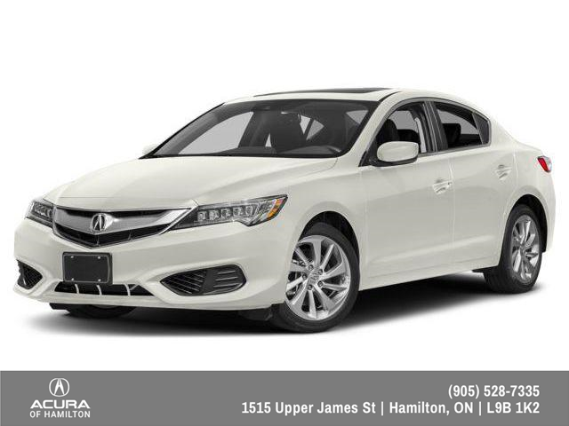 2017 Acura ILX Technology Package (Stk: 17-0125) in Hamilton - Image 1 of 9