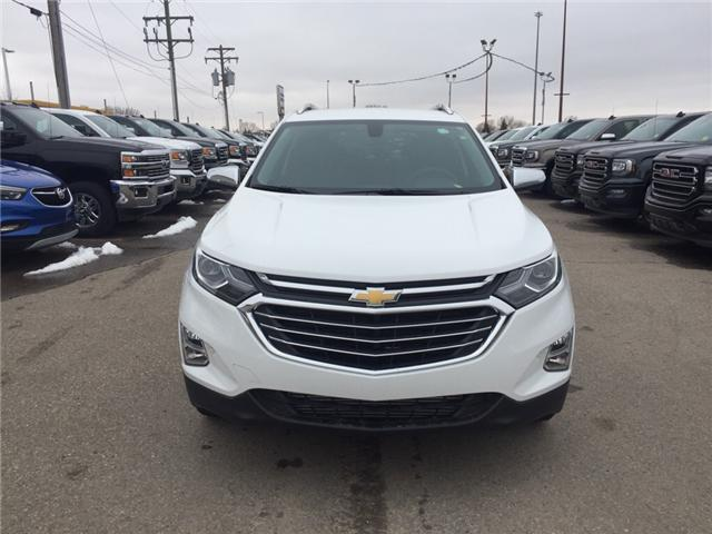 2018 Chevrolet Equinox Premier (Stk: 152872) in AIRDRIE - Image 2 of 21