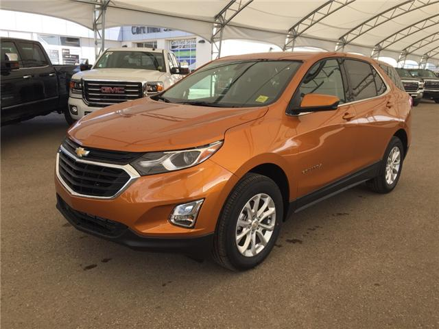 2018 Chevrolet Equinox 1LT (Stk: 153677) in AIRDRIE - Image 1 of 19