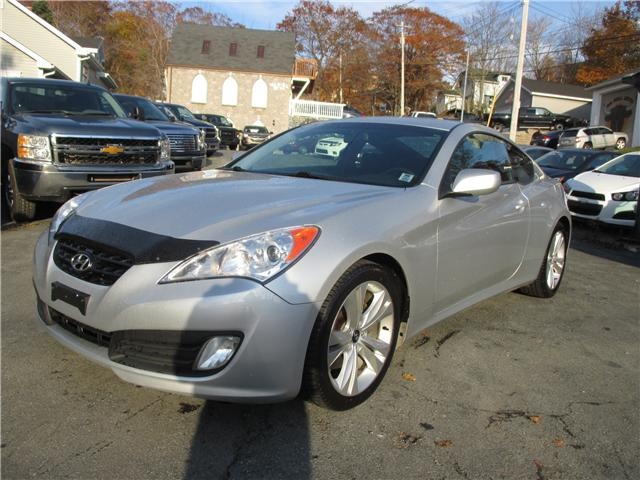 2012 Hyundai Genesis Coupe 2.0T (Stk: 075289) in Dartmouth - Image 1 of 9