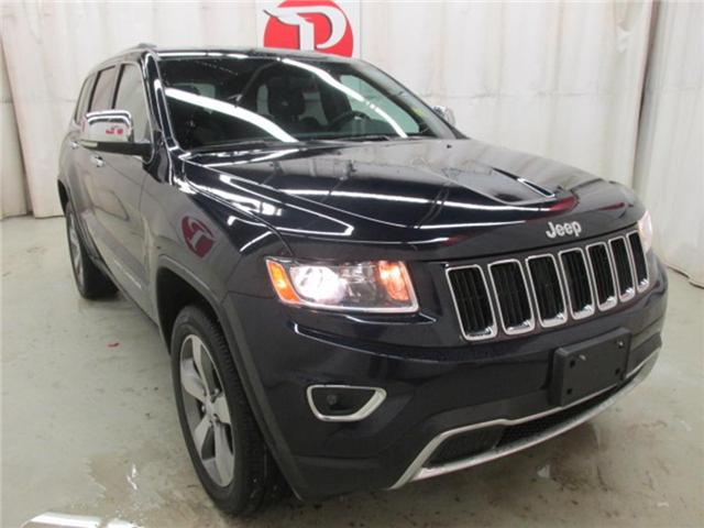 2016 Jeep Grand Cherokee Limited (Stk: WU3222) in Winnipeg - Image 2 of 30