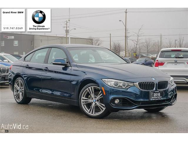 2016 BMW 428i xDrive Gran Coupe (Stk: PW3761) in Kitchener - Image 1 of 22