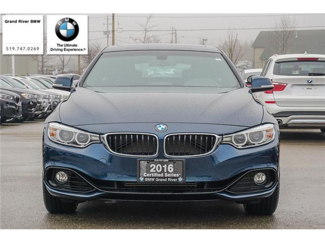 2016 BMW 428i xDrive Gran Coupe (Stk: PW3761) in Kitchener - Image 2 of 22