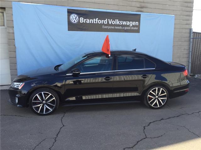 2013 Volkswagen Jetta GLI (Stk: VC0937) in Brantford - Image 1 of 10