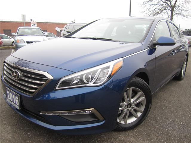2016 Hyundai Sonata GL (Stk: OP9170) in Mississauga - Image 1 of 18