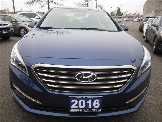 2016 Hyundai Sonata GL (Stk: OP9170) in Mississauga - Image 2 of 18