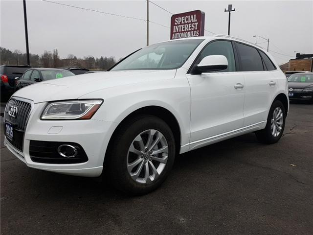 2015 Audi Q5 2.0T Progressiv (Stk: 045178) in Cambridge - Image 1 of 24