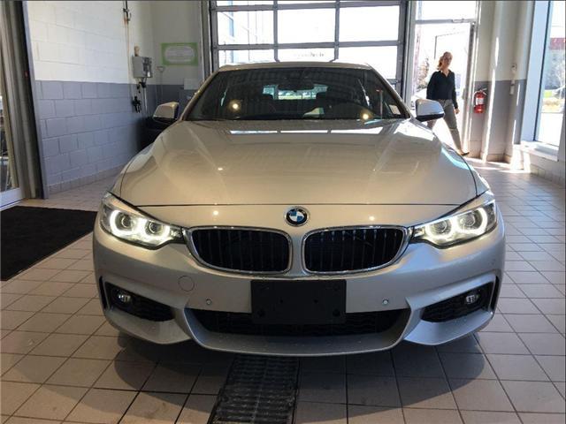 2018 BMW 430 Gran Coupe i xDrive (Stk: 8002) in Kingston - Image 2 of 5
