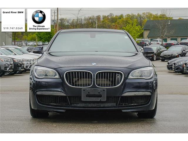 2014 BMW 750  (Stk: 6241A) in Kitchener - Image 2 of 20