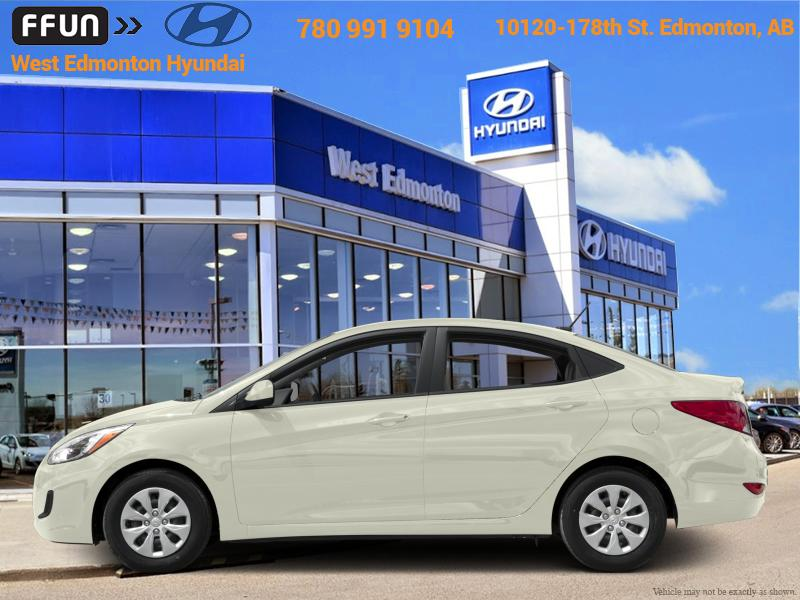 2017 Hyundai Accent  (Stk: AC74787) in Edmonton - Image 1 of 1