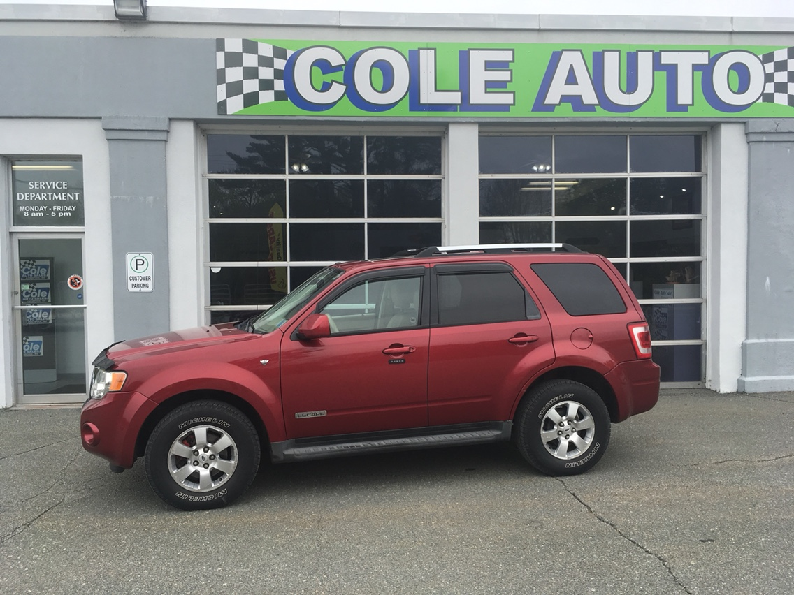 2008 Ford Escape Limited (Stk: C185B) in Liverpool - Image 1 of 16