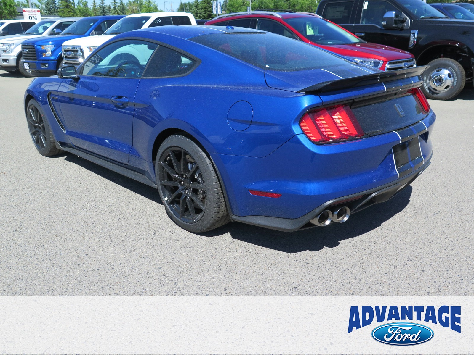 2017 Ford Shelby GT350 Base (Stk: H-1165) in Calgary - Image 3 of 5