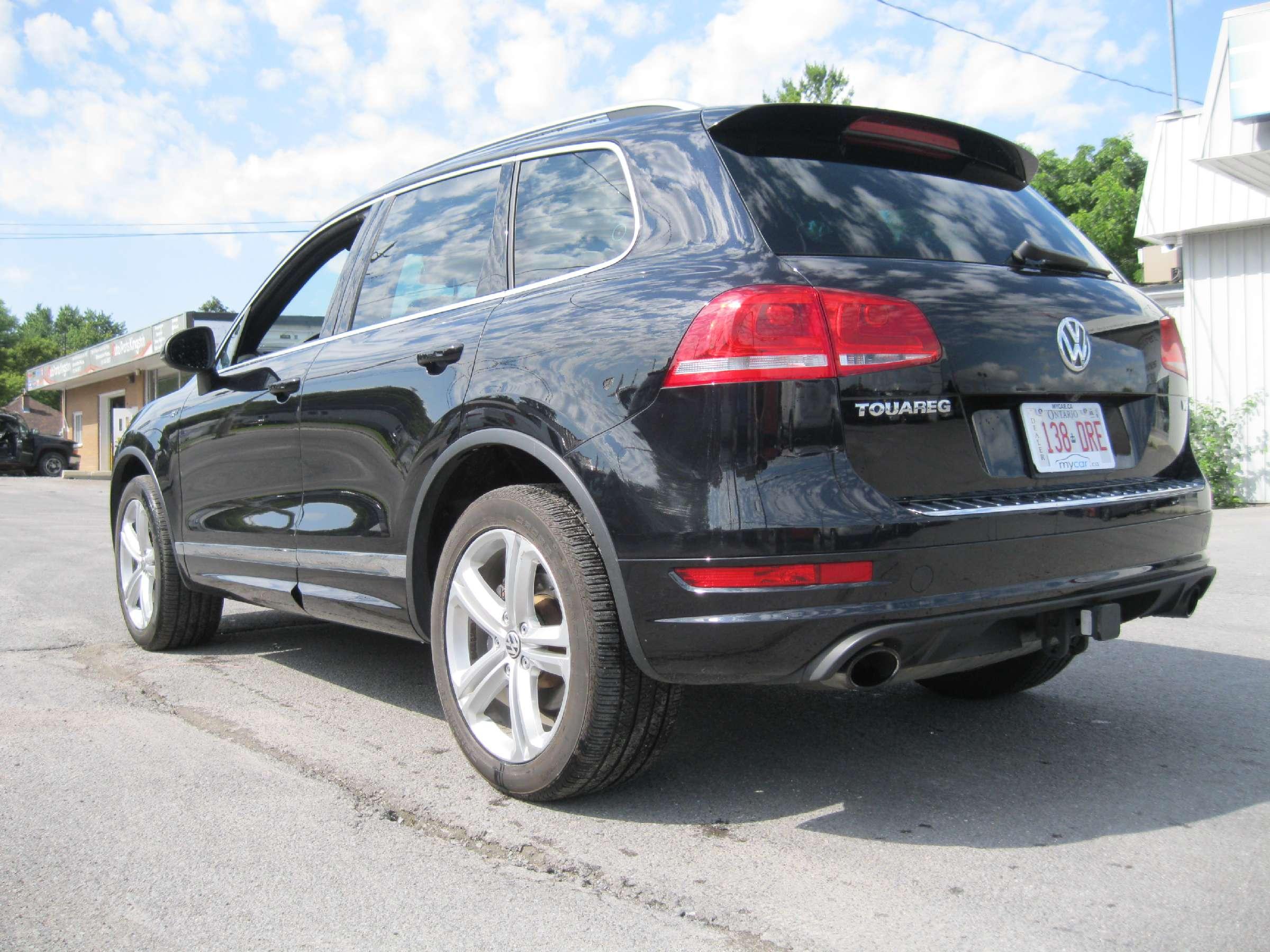2014 Volkswagen Touareg 3.6L Execline (Stk: 170931K) in Richmond - Image 4 of 13