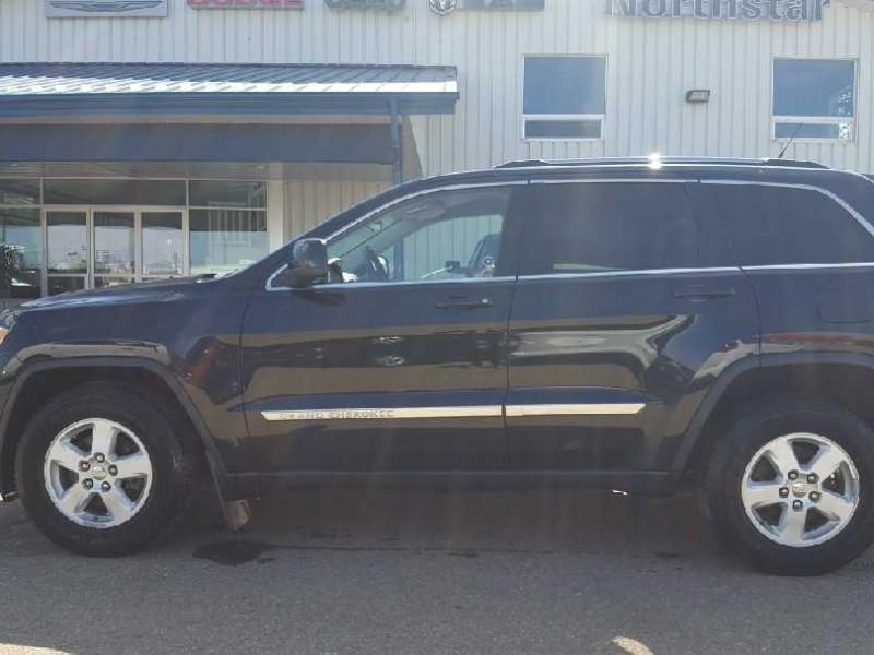 2011 Jeep Grand Cherokee Laredo (Stk: QT199A) in  - Image 7 of 7