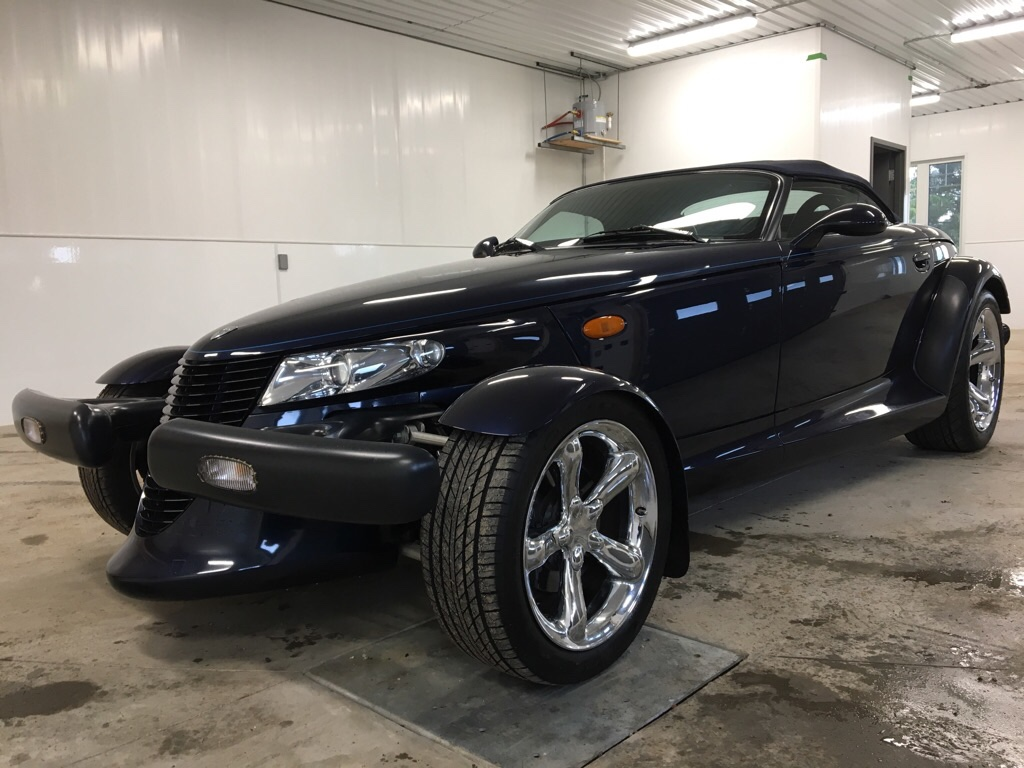 2001 Plymouth Prowler Base (Stk: ) in Guelph - Image 1 of 22