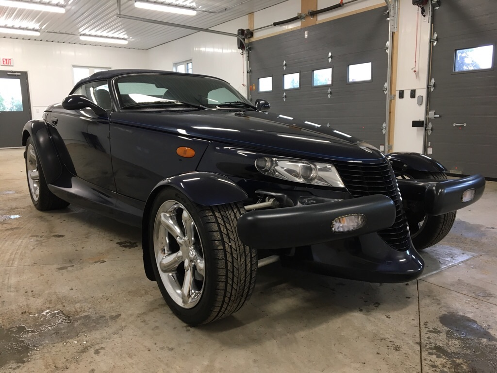 2001 Plymouth Prowler Base (Stk: ) in Guelph - Image 3 of 22
