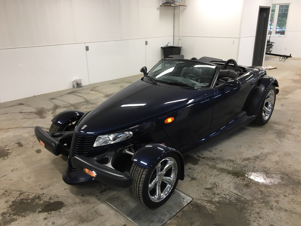 2001 Plymouth Prowler Base (Stk: ) in Guelph - Image 22 of 22