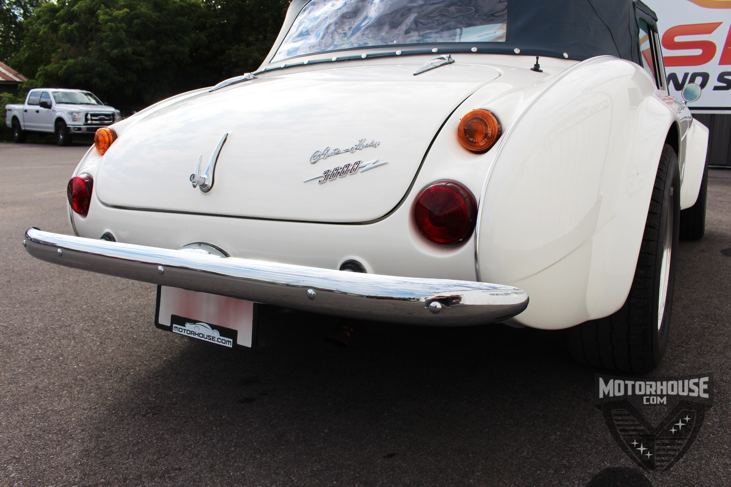 1965 Austin-Healey 3000Z Convertable (Stk: 1375) in Carleton Place - Image 12 of 48