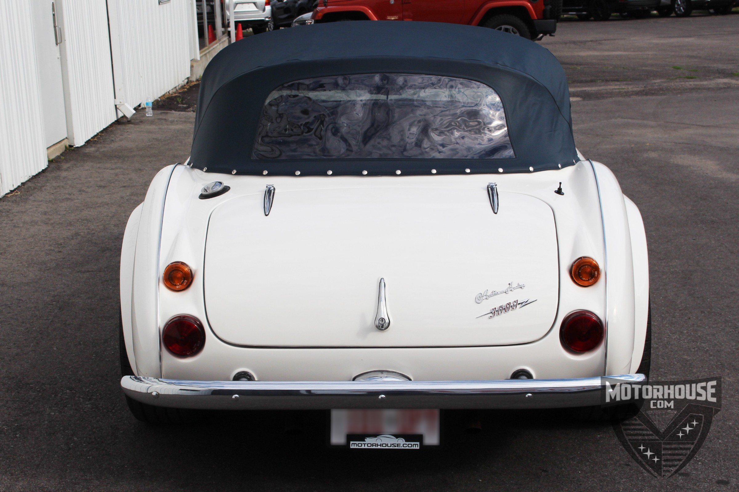 1965 Austin-Healey 3000Z Convertable (Stk: 1375) in Carleton Place - Image 26 of 48