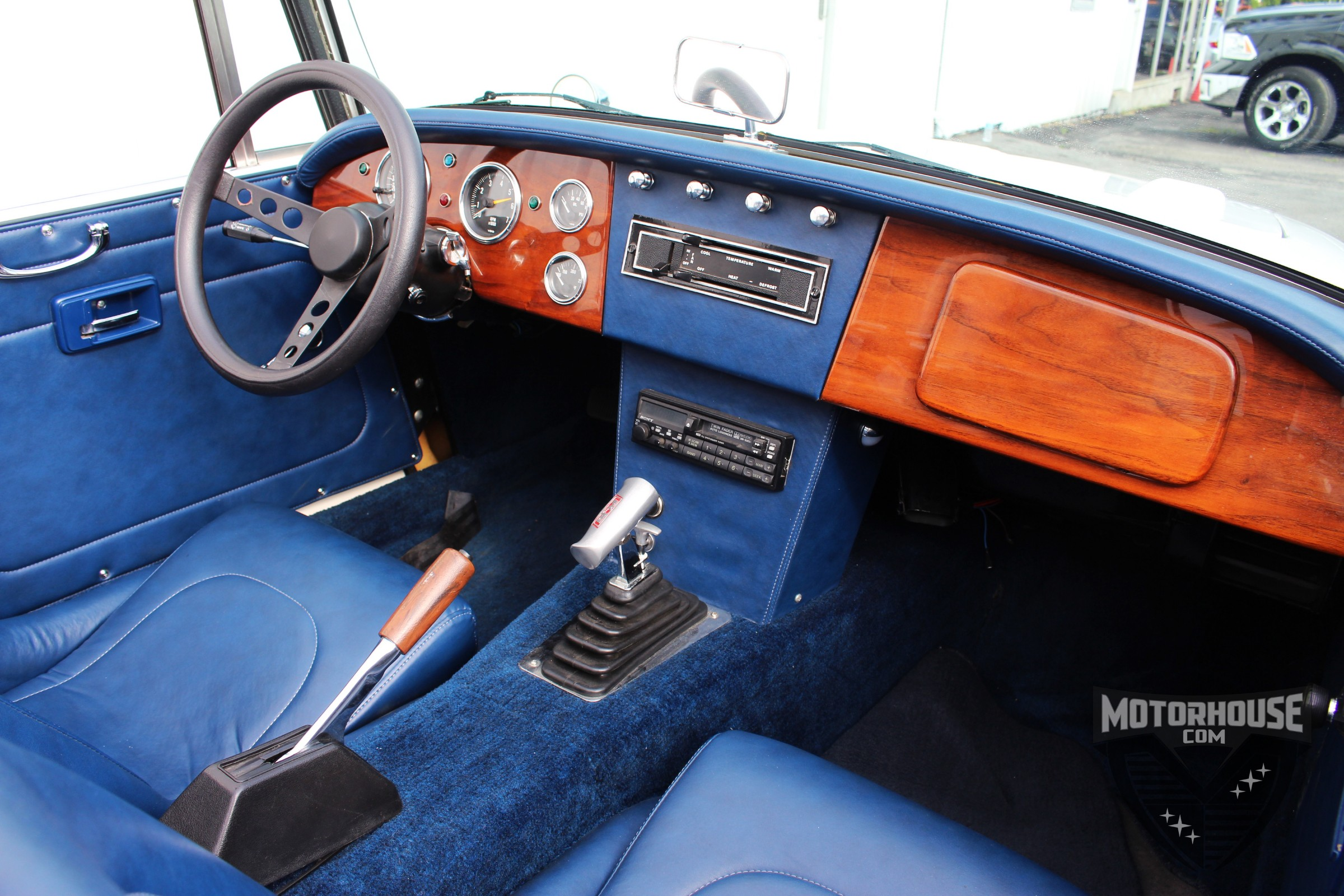 1965 Austin-Healey 3000Z Convertable (Stk: 1375) in Carleton Place - Image 31 of 48