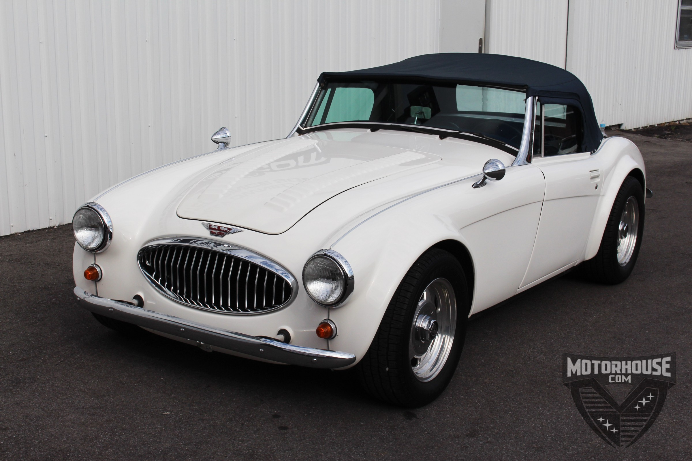 1965 Austin-Healey 3000Z Convertable (Stk: 1375) in Carleton Place - Image 4 of 48