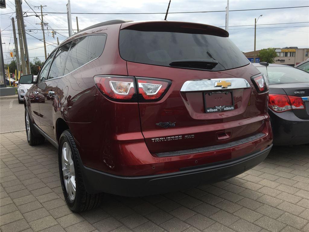 2017 Chevrolet Traverse 1LT (Stk: 315124) in Richmond Hill - Image 2 of 5