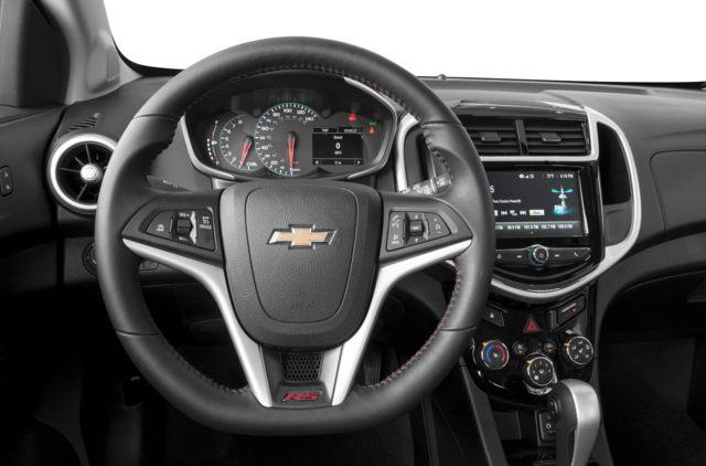 2018 Chevrolet Sonic LT Auto (Stk: C8T004) in Mississauga - Image 4 of 9