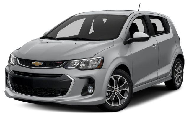 2018 Chevrolet Sonic LT Auto (Stk: C8T005) in Mississauga - Image 1 of 9