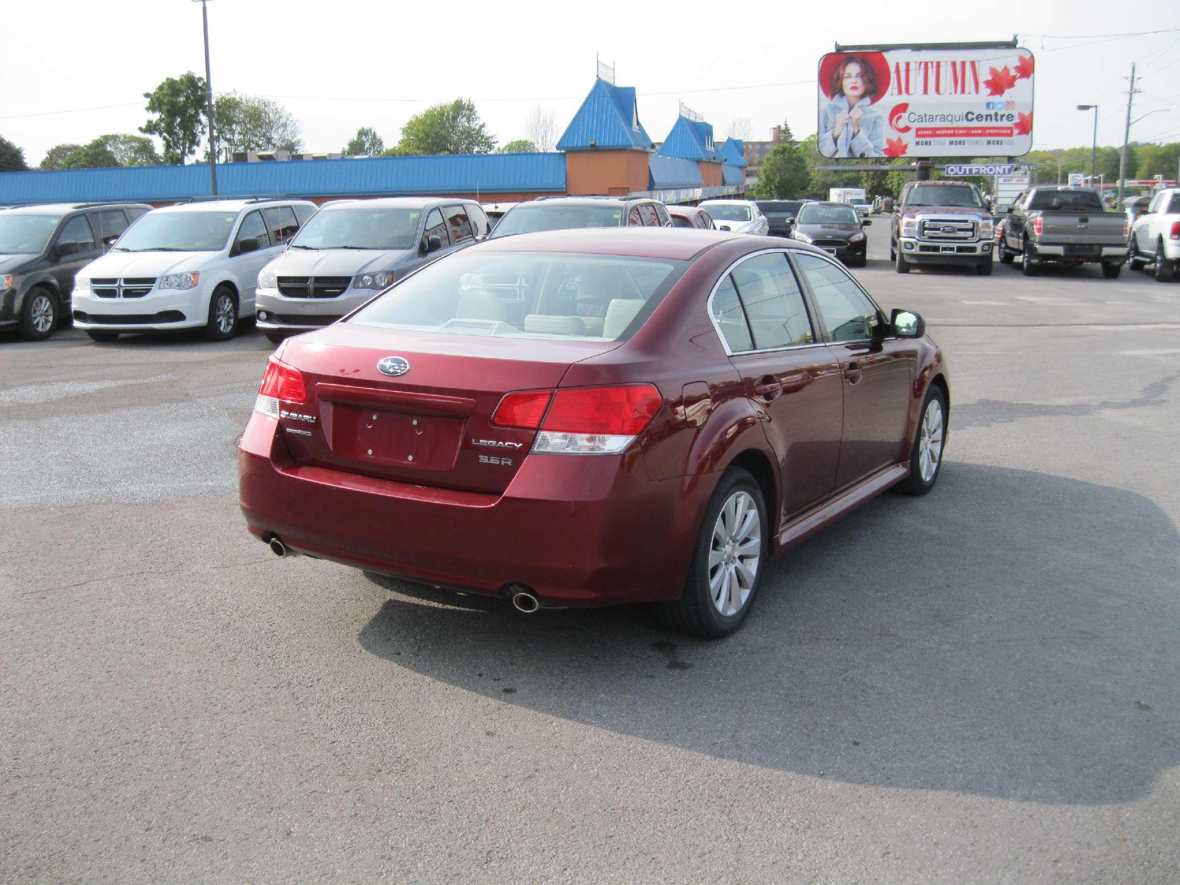 2012 Subaru Legacy 3.6R Limited Package (Stk: 171252) in Kingston - Image 3 of 14