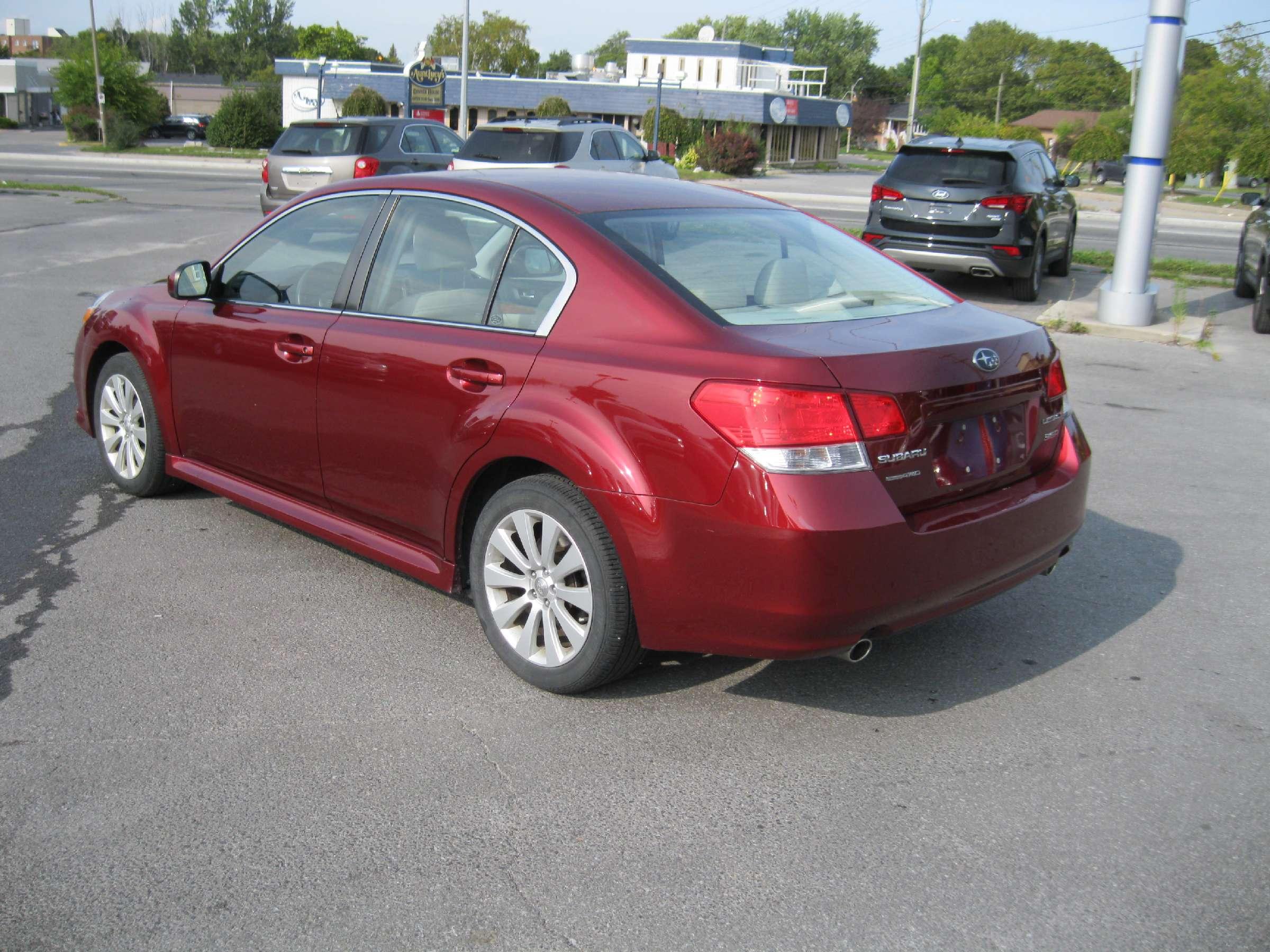2012 Subaru Legacy 3.6R Limited Package (Stk: 171252) in Kingston - Image 5 of 14