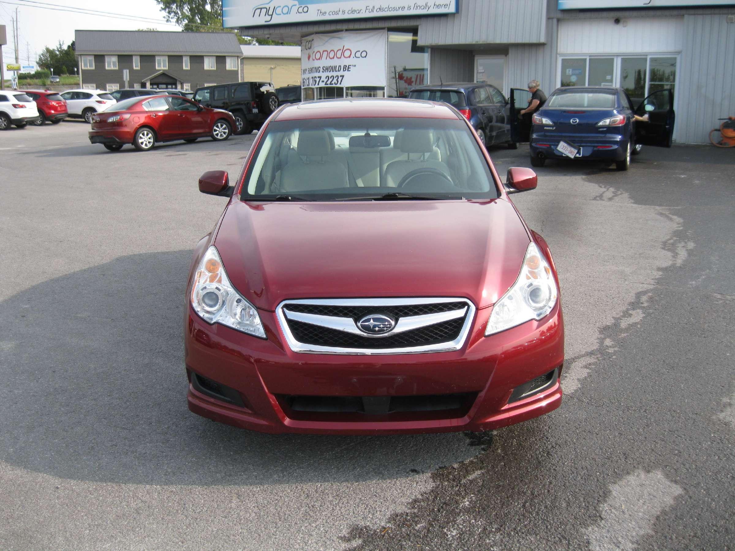 2012 Subaru Legacy 3.6R Limited Package (Stk: 171252) in Kingston - Image 8 of 14