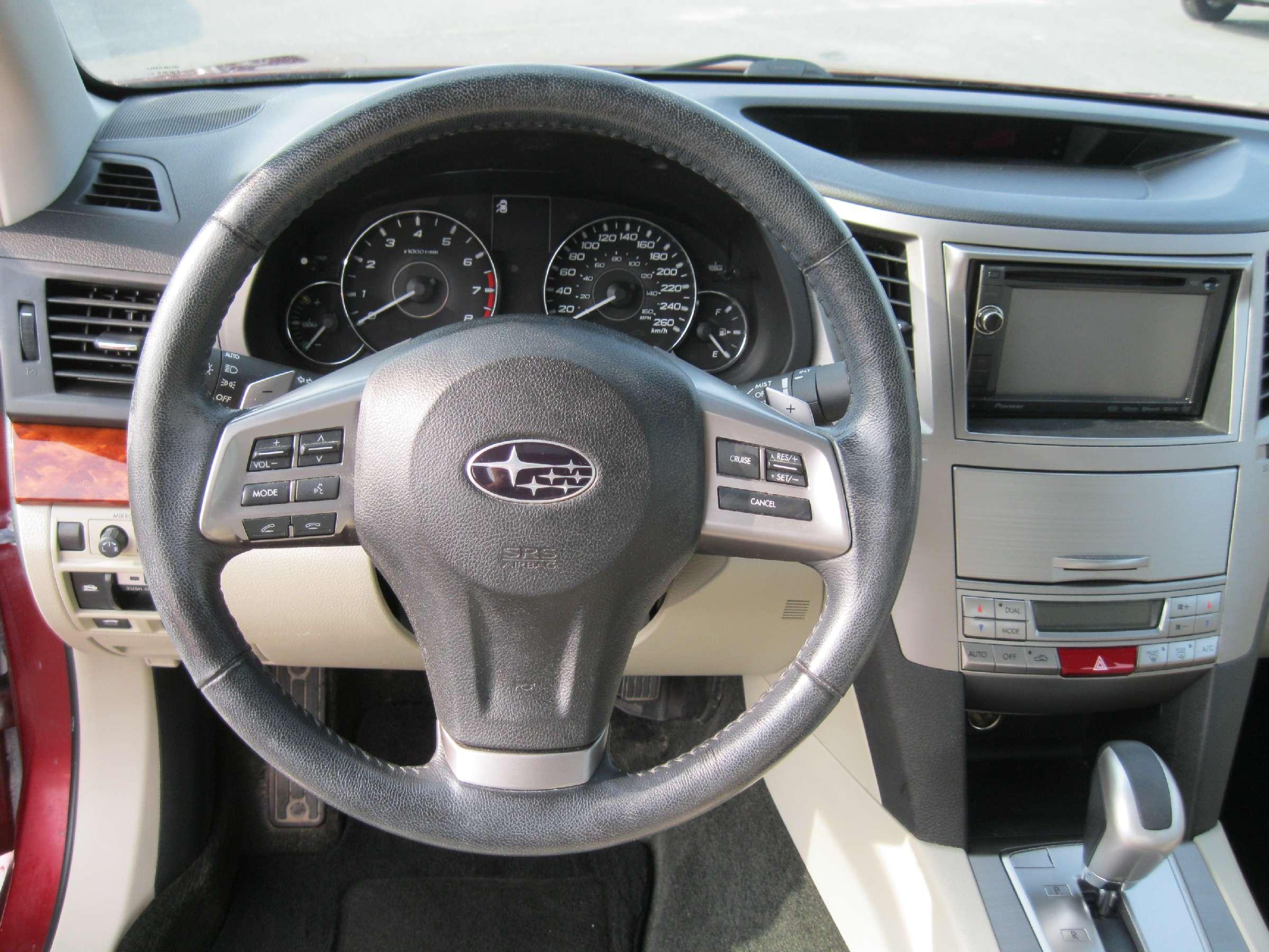 2012 Subaru Legacy 3.6R Limited Package (Stk: 171252) in Kingston - Image 10 of 14