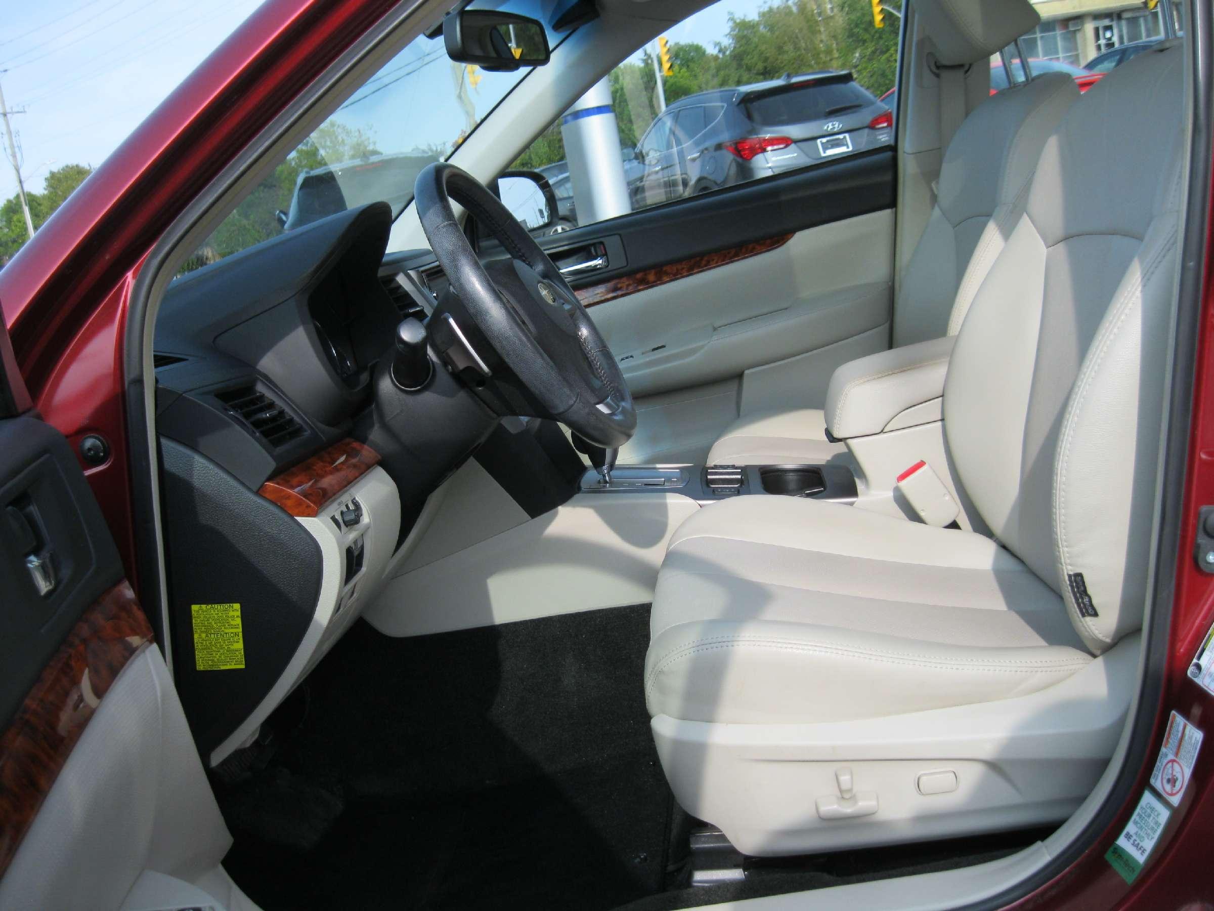 2012 Subaru Legacy 3.6R Limited Package (Stk: 171252) in Kingston - Image 11 of 14