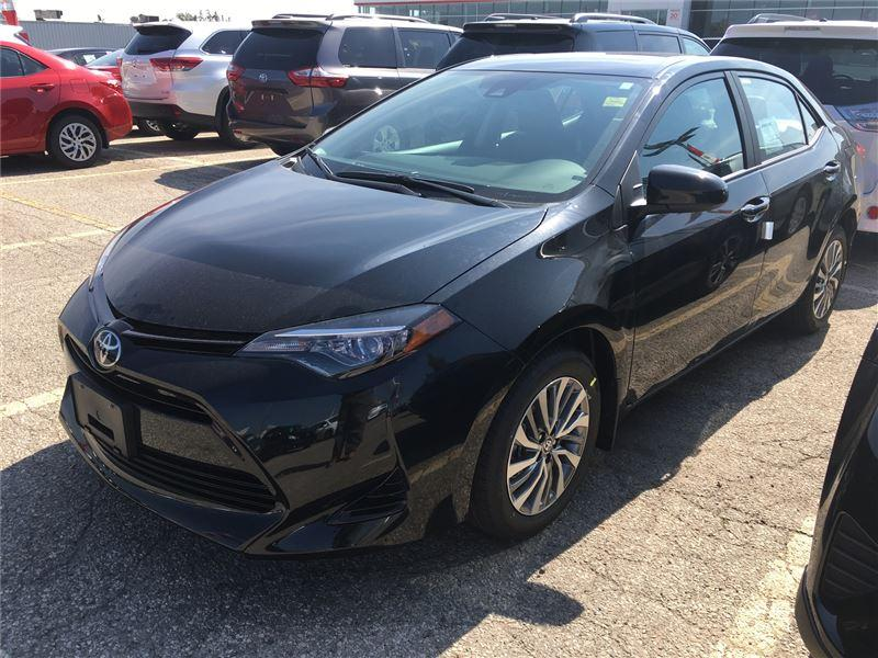 2018 Toyota Corolla LE (Stk: 8CR081) in Georgetown - Image 1 of 6