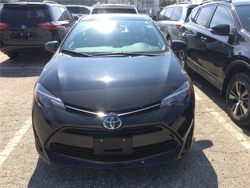 2018 Toyota Corolla LE (Stk: 8CR081) in Georgetown - Image 3 of 6