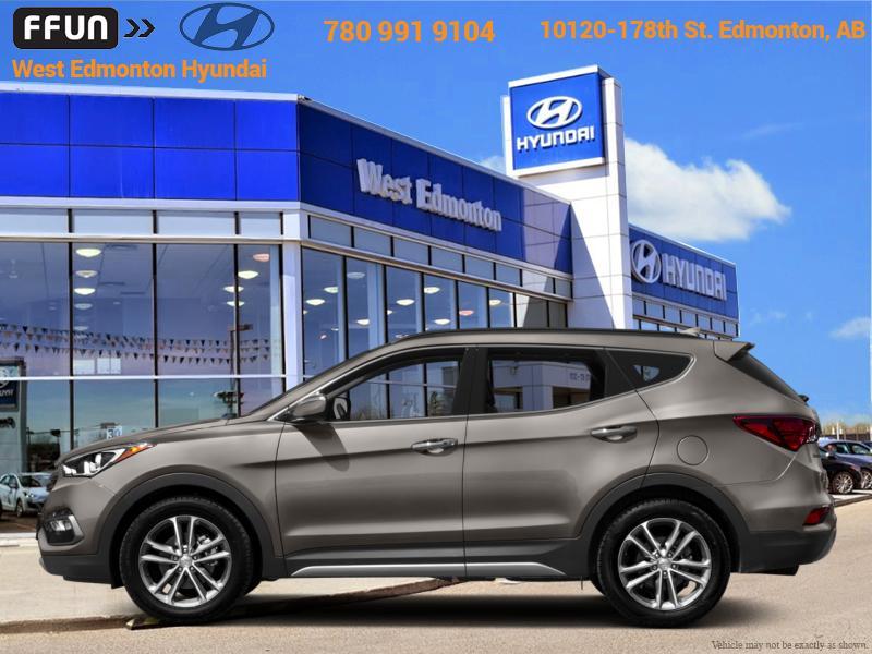 2018 Hyundai Santa Fe Sport  (Stk: SF84201) in Edmonton - Image 1 of 1