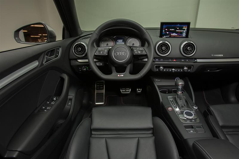 2018 Audi S3 2.0T Progressiv (Stk: A10155) in Newmarket - Image 15 of 19