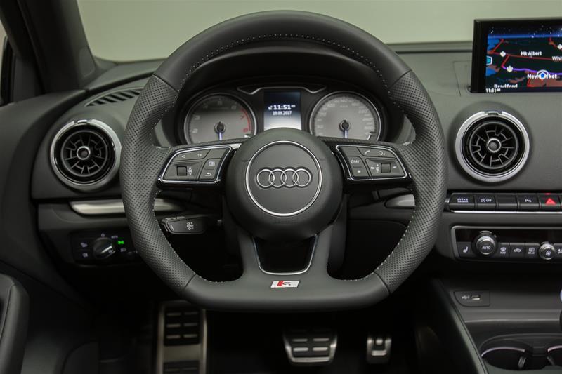 2018 Audi S3 2.0T Progressiv (Stk: A10155) in Newmarket - Image 16 of 19