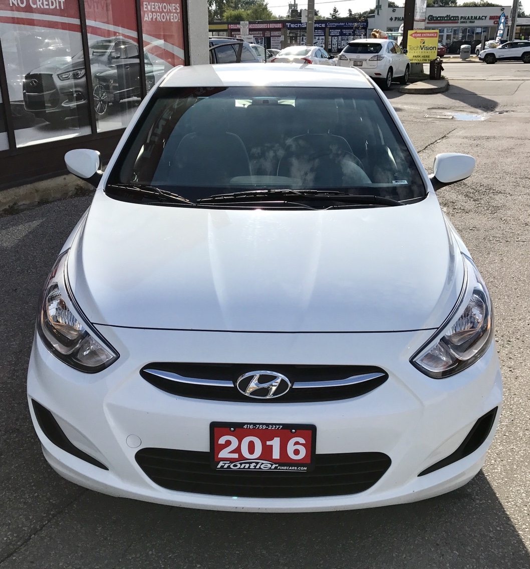 2016 Hyundai Accent GLS (Stk: 313) in Toronto - Image 5 of 14