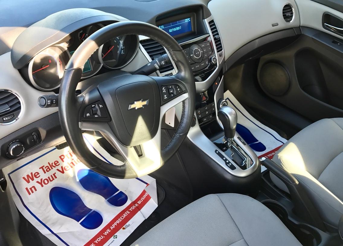 2013 Chevrolet Cruze LT Turbo (Stk: 969) in Toronto - Image 8 of 14