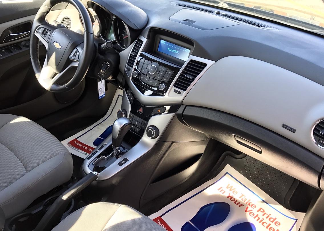 2013 Chevrolet Cruze LT Turbo (Stk: 969) in Toronto - Image 9 of 14