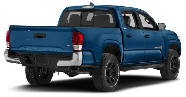 2017 Toyota Tacoma SR5 (Stk: 17503) in Walkerton - Image 3 of 9