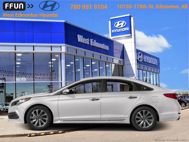2017 Hyundai Sonata Limited (Stk: SN77933) in Edmonton - Image 1 of 1