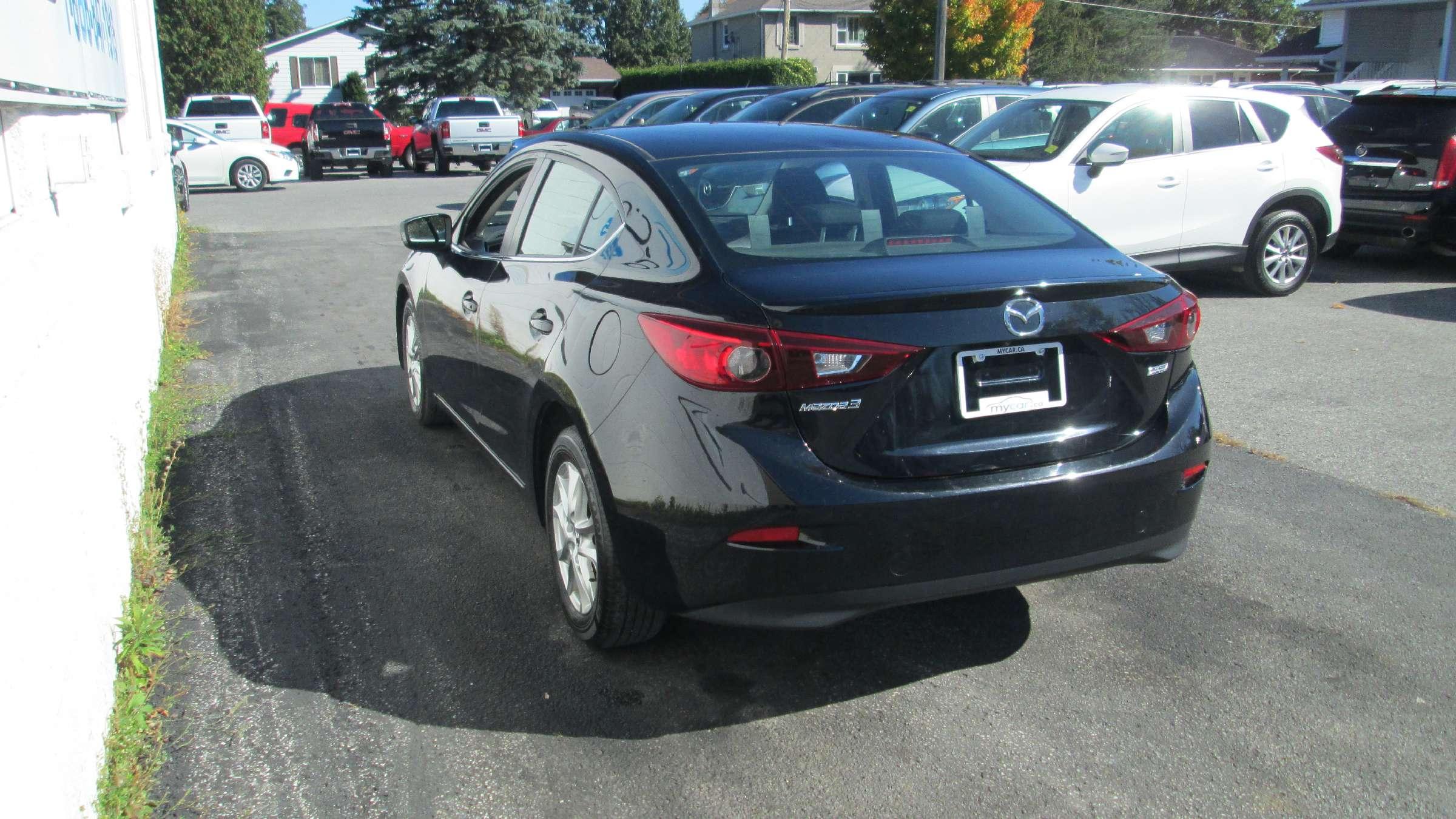 2014 Mazda Mazda3 GS-SKY (Stk: 171433) in Kingston - Image 5 of 12