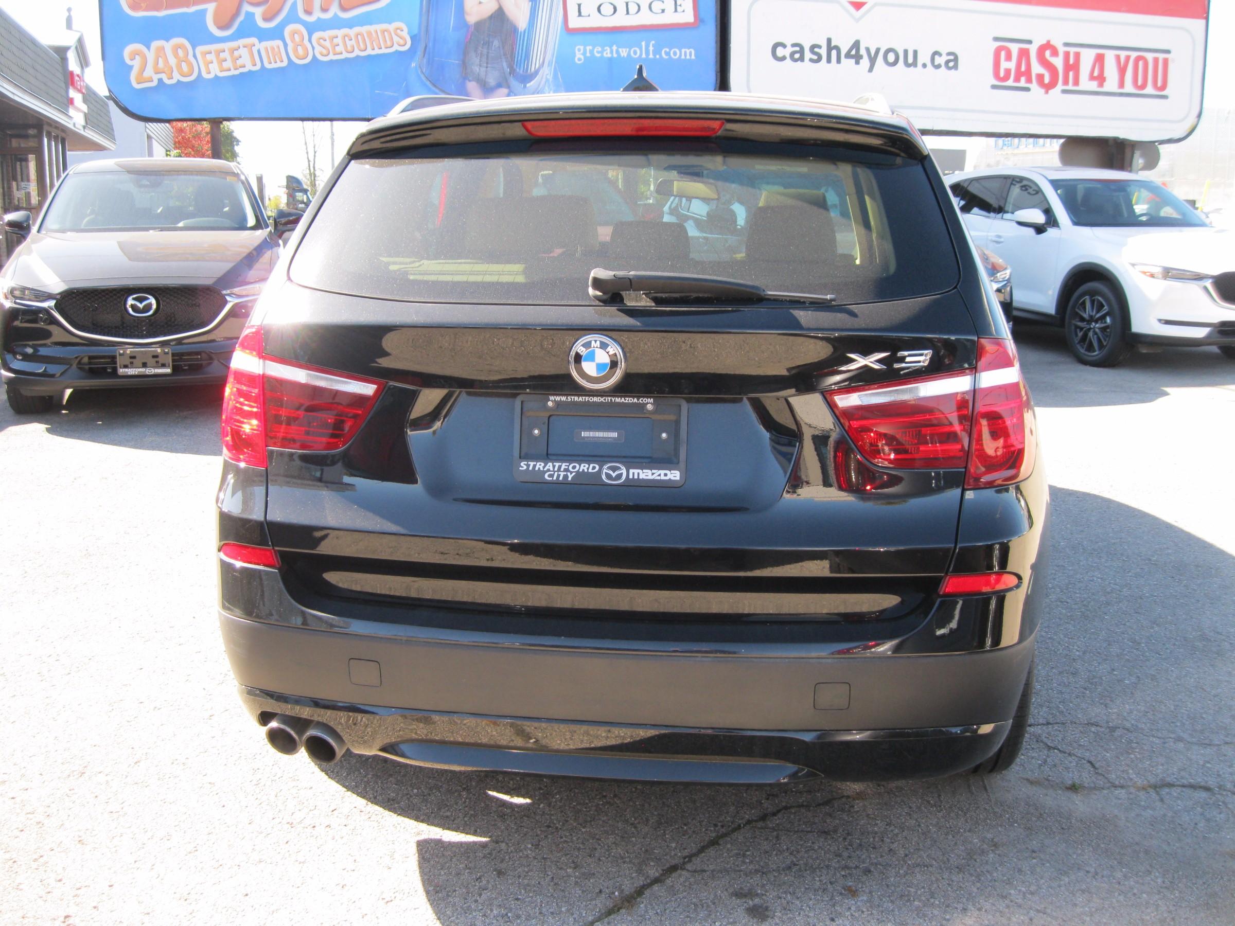2013 BMW X3 xDrive28i (Stk: 00441) in Stratford - Image 4 of 30