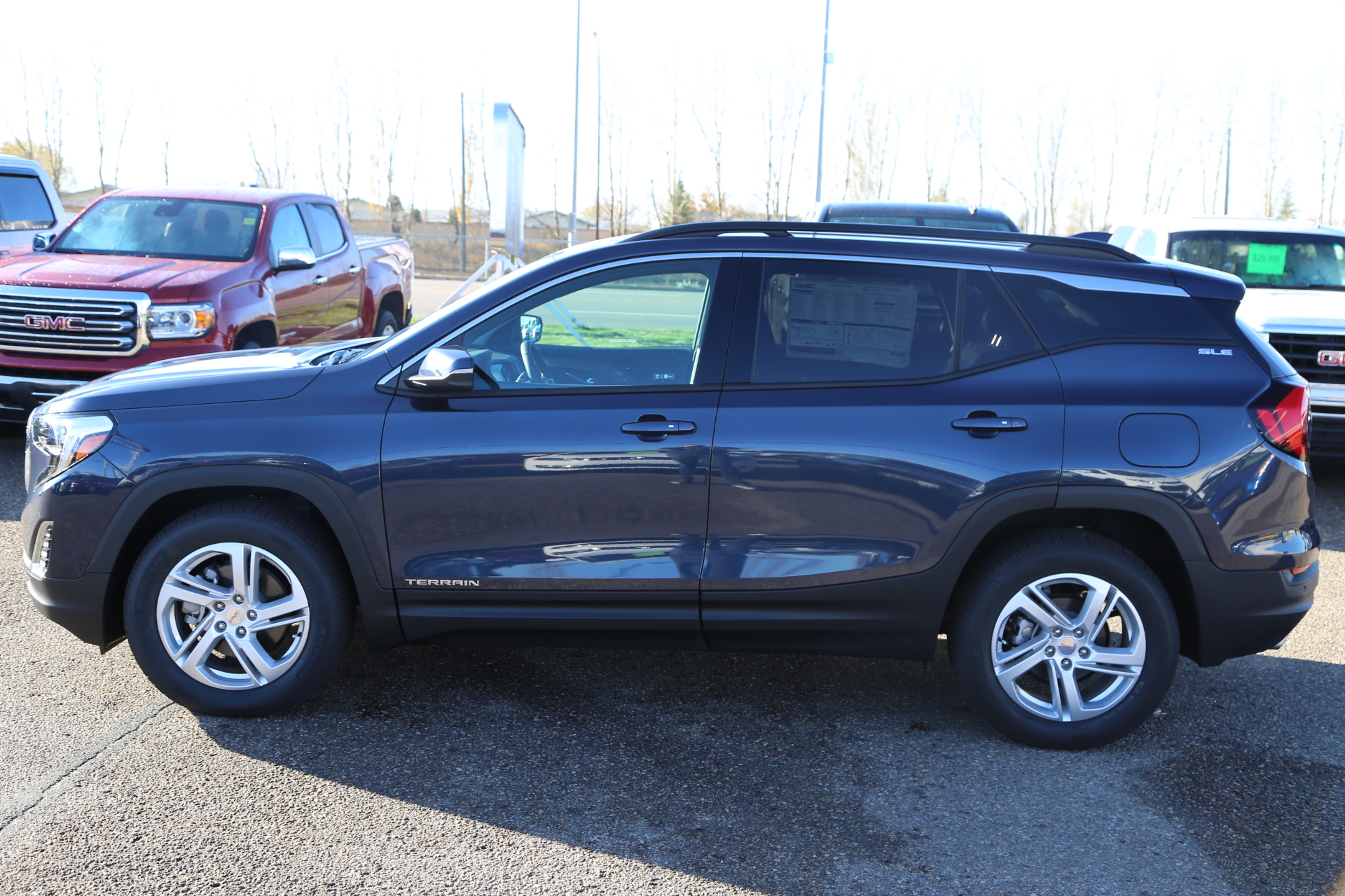 2018 GMC Terrain SLE (Stk: 157145) in Medicine Hat - Image 6 of 28