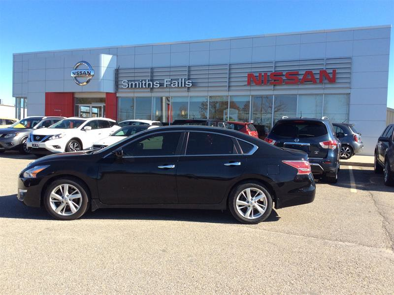2014 Nissan Altima 2.5 SV (Stk: P1895) in Smiths Falls - Image 1 of 13
