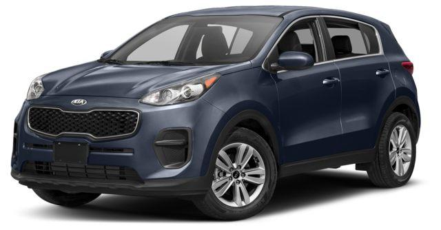 2018 Kia Sportage  (Stk: K18207) in Windsor - Image 1 of 9