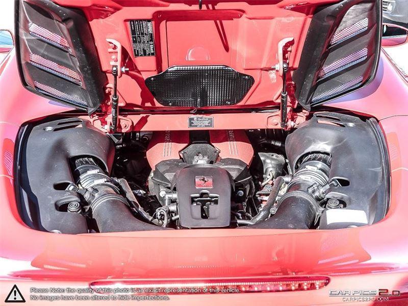 2016 Ferrari 488 Spider Base (Stk: 17MSX1153) in Mississauga - Image 10 of 22