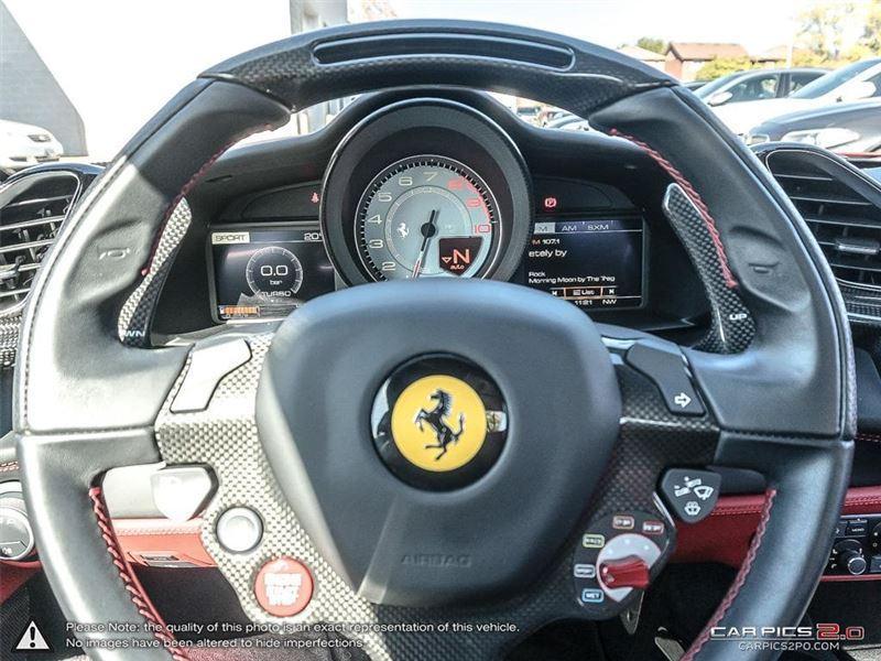 2016 Ferrari 488 Spider Base (Stk: 17MSX1153) in Mississauga - Image 13 of 22